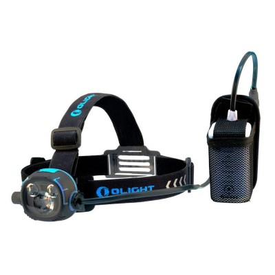Linterna Frontal Olight H37 WAVE 2500 Lumenes